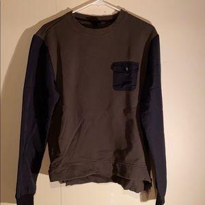 Men's mossimo sweatshirt/jacket. Very cool!